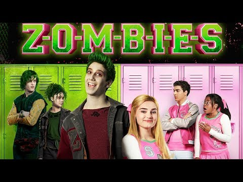 ZOMBIES Music Videos 🎶 |  Disney Channel