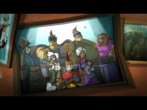 Masquerade  The Baubles of Doom   Big Nose Trailer   PS4