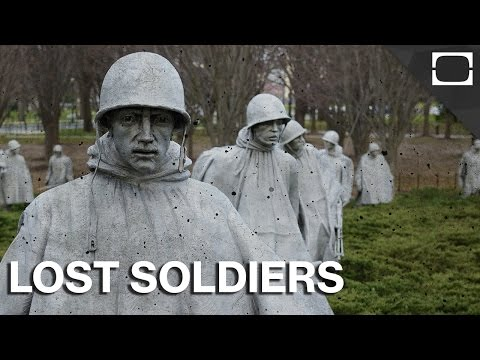North - Thousands of dead American soldiers are stuck in North Korea. The soldiers' bodies were buried in the country during the Korean War over 50 years ago, but have yet to be recovered by the...