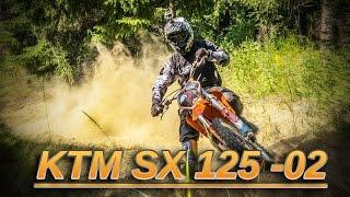 9. KTM sx 125 -02