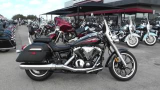 9. 019340 - 2014 Yamaha V Star 950 Tourer XVS95CTEBC - Used motorcycles for sale