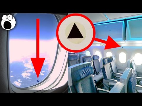 Airplane Things You Don't Know The Purpose Of
