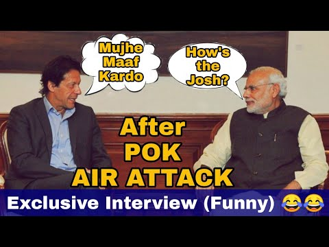 Funny movies - Pakistan After IAF Attack  Surgical Strike 2.0  Funny Video
