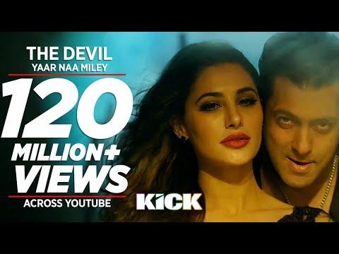 Devil-Yaar Naa Miley FULL VIDEO SONG | Salman Khan | Yo Yo Honey Singh | Kick