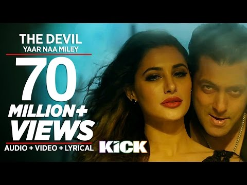 Devil-Yaar Naa Miley FULL VIDEO SONG - Salman Khan...