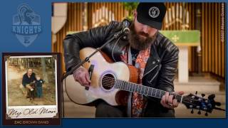 Zac Brown  My Old Man Live Acoustic Performance In Houston  Super Bowl Weekend