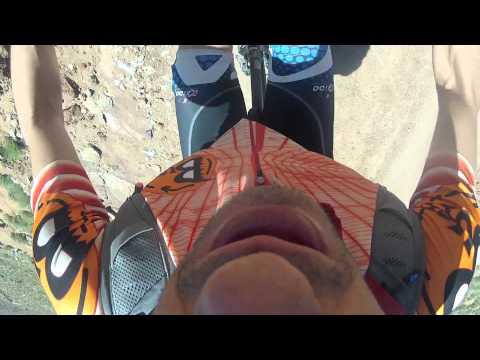 Team Buff en la Titan Desert 2012 con PowerBar