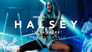 Nonton Halsey - Strangers (Vevo Presents) Film Subtitle Indonesia Streaming Movie Download