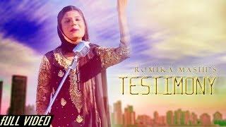 Romika Masih || Testimony || Full Video || In Hindi
