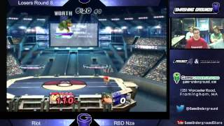 Extremely solid set, POOB (DK) vs The NZA (Ness)