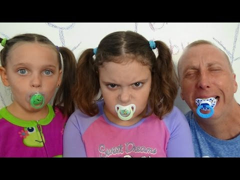 3 Bad Babies Victoria Annabelle Baby Daddy \