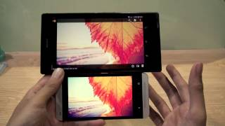 Tinhte.vn - Trải nghiệm nhanh firmware gần chính thức của Sony Xperia Z Ultra
