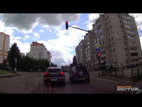 Авария в Александрове