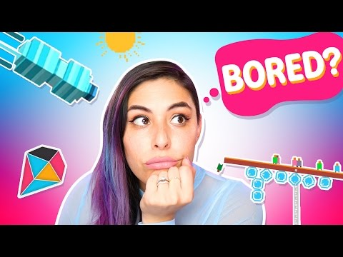 5 APPS TO CURE BOREDOM😩😀📱