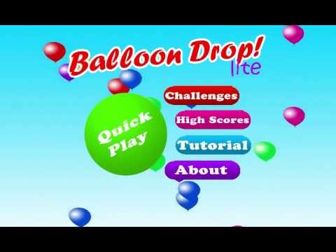 Video of Balloon Drop!