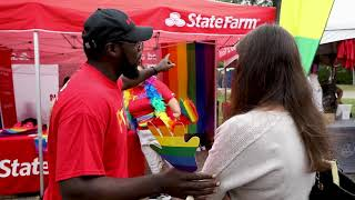 State Farm 2017 LGBTQ Activations
