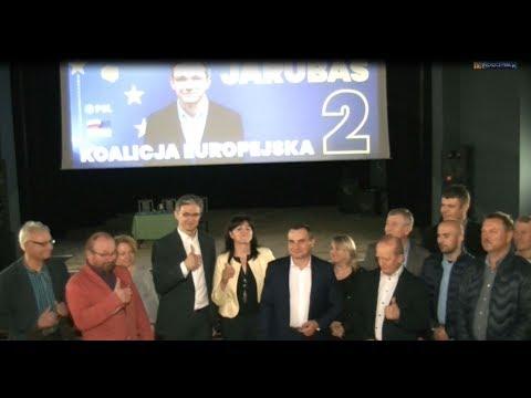 Spotkanie Adama Jarubasa z mieszkańcami powiatu włoszczowskiego