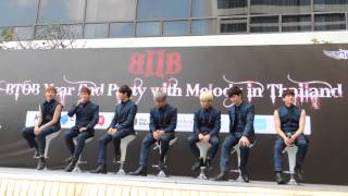 13/11/25 BTOB Interview In Thailand