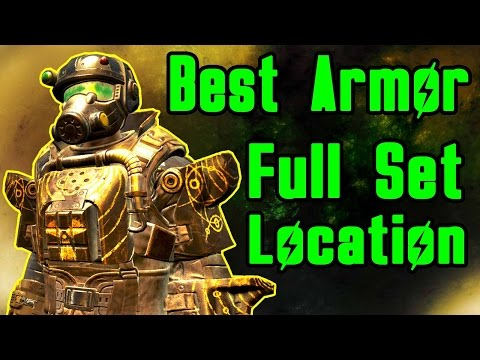 Fallout 4 Best Armor : How To Get FULL Marine Assault Armor Set For FREE! (Location Guide)