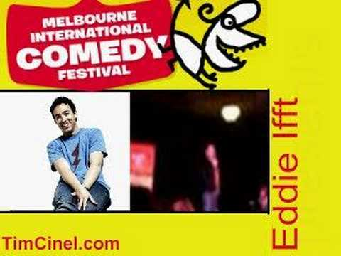 Eddie Ifft - Melbourne International Comedy Festival 2008