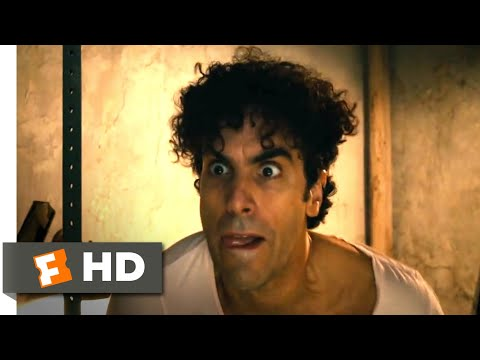 The Dictator (2012) - You Need to Touch Yourself Scene (8/10) | Movieclips