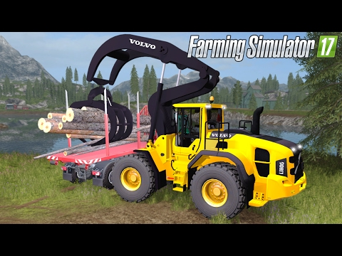 Volvo L180G High-Lift v1.0