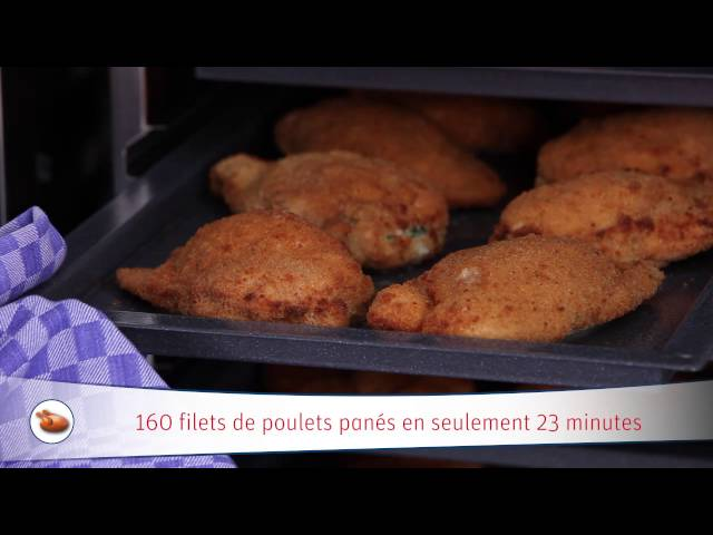 01 - Filets de poulet panés