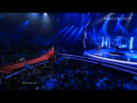 Final - Powered by http://www.eurovision.tv Azerbaijan: Farid Mammadov - Hold Me live at the Eurovision Song Contest 2013 Grand Final.