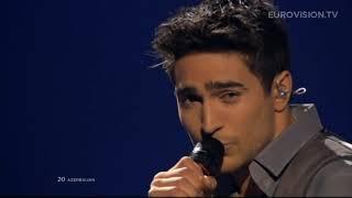 Video Farid Mammadov - Hold Me (Azerbaijan) - LIVE - 2013 Grand Final MP3, 3GP, MP4, WEBM, AVI, FLV November 2018