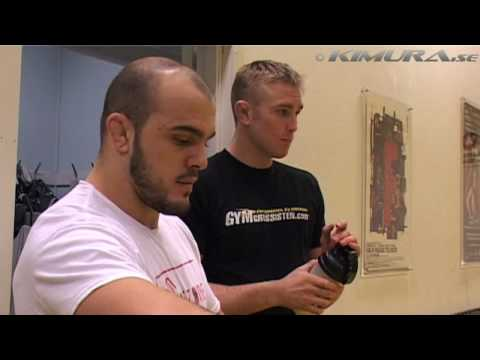 Alexander Gustafsson The road to UFC 112