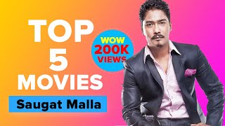 """Please watch: """"Top 5 Movies Of Dayahang Rai"""" https://www.youtube.com/watch?v=dCv1u8KnsUY-~-~~-~~~-~~-~-This Is our top picks for movies of Saugat Malla.Please Like, Share and Subscribe.Watch More Video :Top Pranks : https://www.youtube.com/watch?v=8zXL_bAnmagDayahang Rai :https://youtu.be/dCv1u8KnsUYFacts About Pashupatinath : https://youtu.be/hn3TXBPB4xAFind Us On Social Media:Facebook : https://www.facebook.com/sanoentertainment/"""