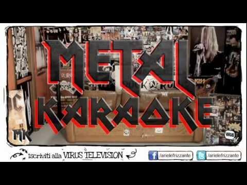 Sul web il metal Karaoke
