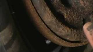 9. How to Adjust Brake Drums on Cars : How to Make Final Adjustments to Car Brakes
