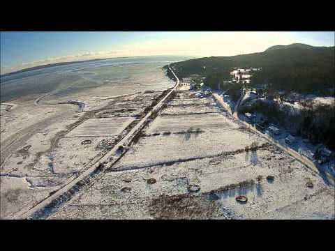 Baie-Saint-Paul Drone Video