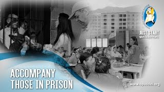 Just Start (11): Accompany Those in Prison