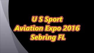 Sebring (FL) United States  city photo : U. S. Sport Aviation EXPO 2016 Sebring Florida VLOG #76
