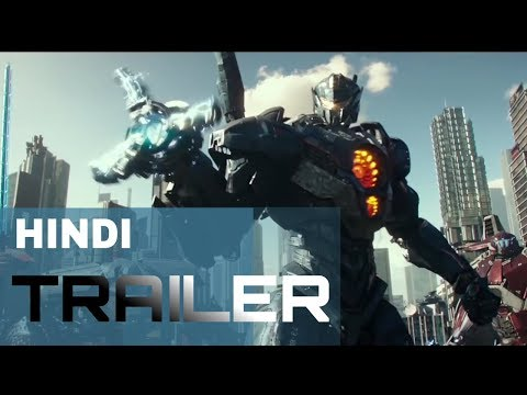 Pacific Rim : Uprising (2018) | Hindi | Official Trailer #1