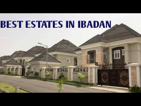 Top 10 Best Estates in Ibadan, where the Rich live in Ibadan