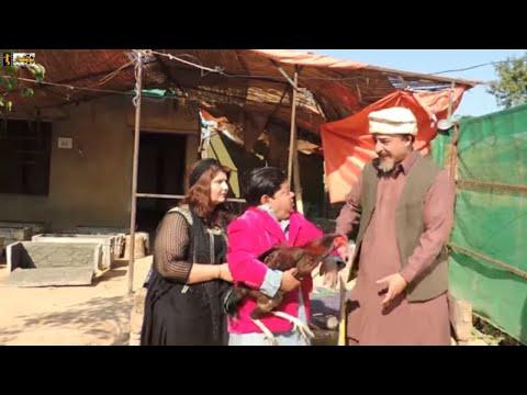 Rolla Murgay ka - shahzada Ghaffar funny clips - Pothwari Drama 2019 - Part 3
