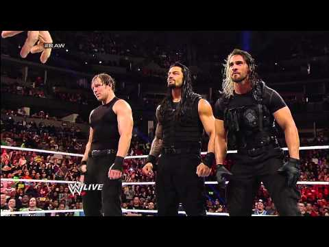 The Shield on Crack #2 (we are the champions)