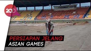 Video Renovasi Stadion Si Jalak Harupat Masuki Tahap Pemasangan Rumput MP3, 3GP, MP4, WEBM, AVI, FLV Juli 2018