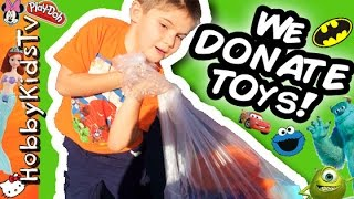 HobbyKids FAVORITE Toy DONATION Spot Drop off
