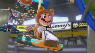 Mario Kart 8 Deluxe Official Accolades Trailer
