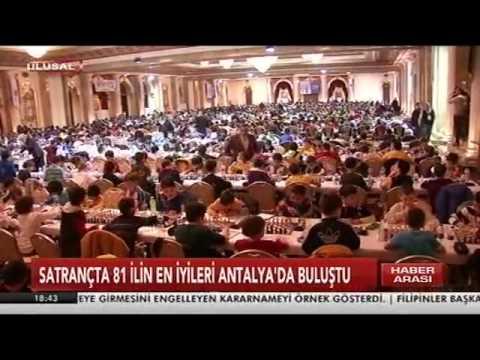 Ulusal TV - Haber Arası -Türkiye Küçükler, Yıldızlar ve Emektarlar Şampiyonaları - 30 Ocak 2017