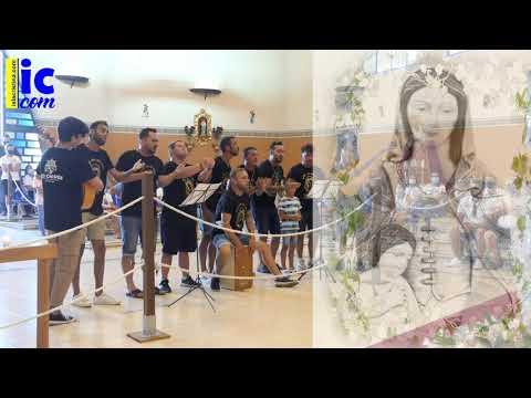 LOS CHAVOS canta a la Vírgen del Mar de Punta del Caimán en su Festividad