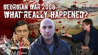 Georgian War, 2008: What Really Happened, versus Western Propagnda