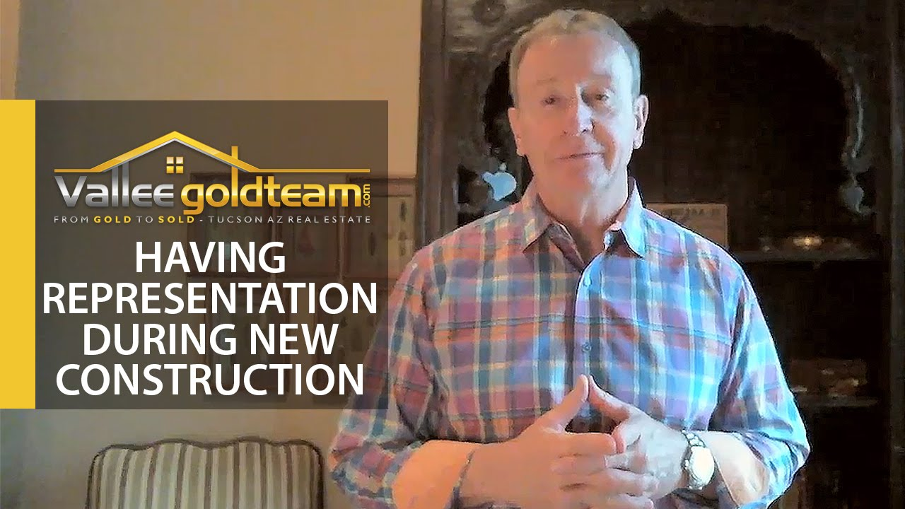 Why You Should Have an Agent With You Viewing New Construction