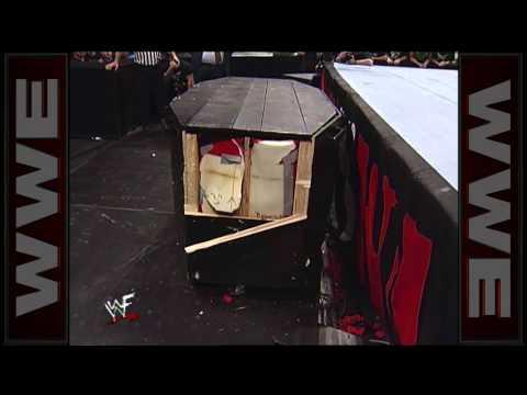 Kane vs. The Undertaker - Casket Match: Raw, October 19, 1998