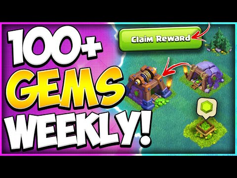 How to Get Free Gems the Safe Way! Top 5 Ways to Get Free Gems (No Hacks) 2020 in Clash of Clans