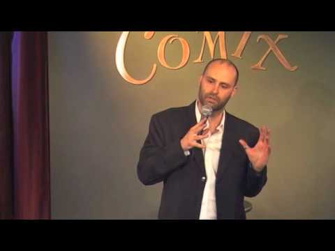 Comedian Ted Alexandro on Gay Marriage